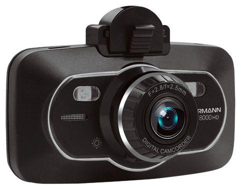 Видеорегистратор SHTURMANN Vision 8000HD черный
