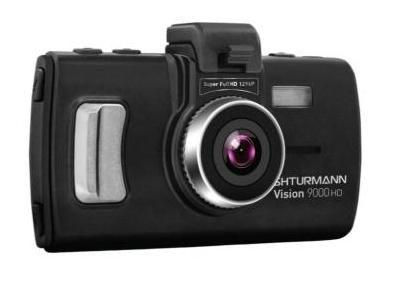 Видеорегистратор SHTURMANN Vision 9000HD черный