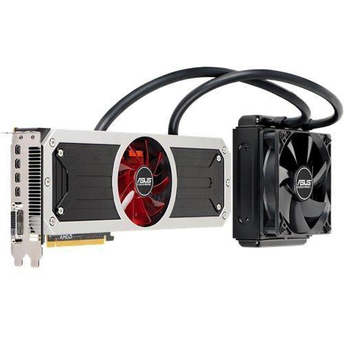 Видеокарта ASUS Radeon R9 295X2,  8Гб, GDDR5, Ret [r9295x2-8gd5]