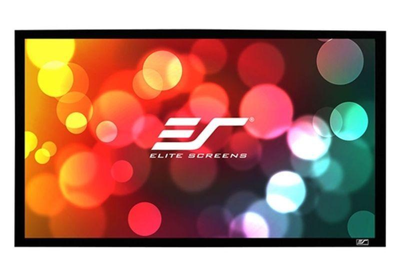 Экран ELITE SCREENS SableFrame ER135WH1,  297.1х167.6 см, 16:9,  настенно-потолочный