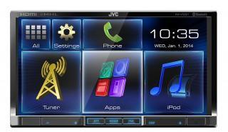 Автомагнитола JVC KW-V50BTEE,  USB