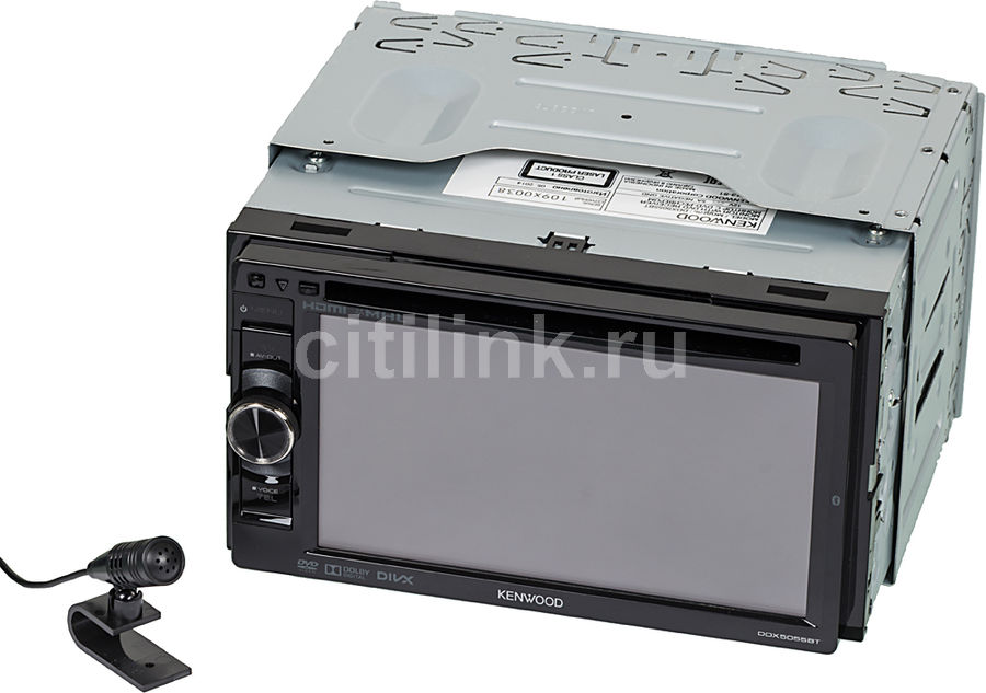 Автомагнитола KENWOOD DDX-5055BT,  USB