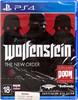 Игра SOFT CLUB Wolfenstein: The New Order для  PlayStation4 RUS (субтитры) вид 1