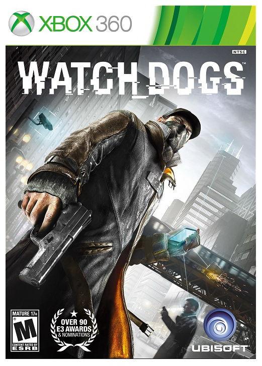 Игра SOFT CLUB Watch_Dogs. Специальное издание для  Xbox360 Rus