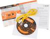 Сетевой адаптер PowerLine UPVEL UA-251P Ethernet вид 6