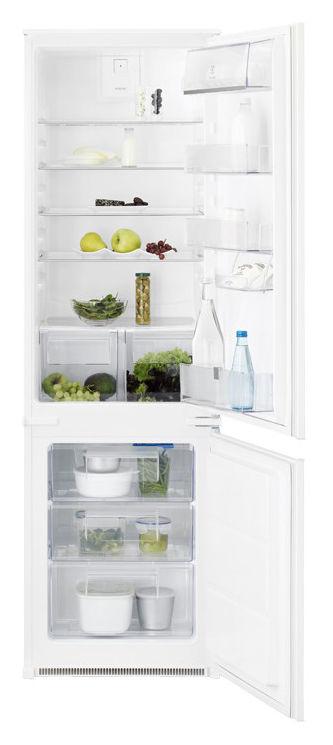 Холодильник ELECTROLUX ENN92811BW белый