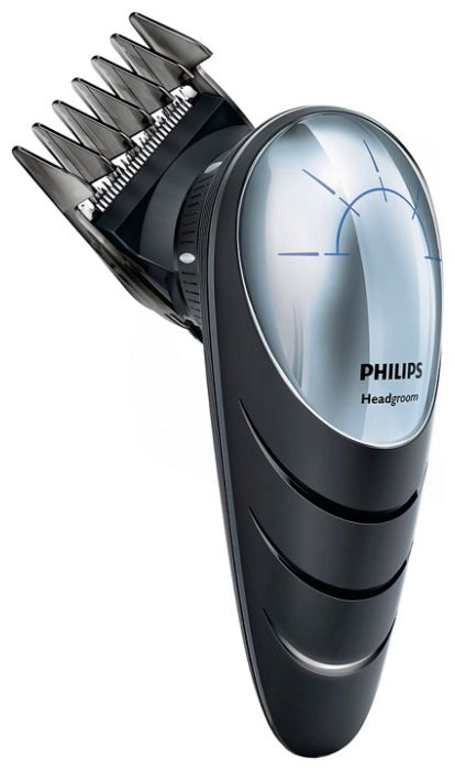 Триммер PHILIPS QC5570/15,  черный