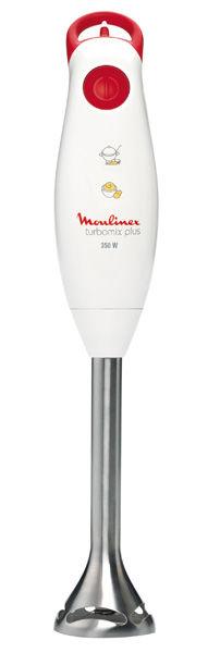 Блендер MOULINEX DD103142,  погружной,  белый