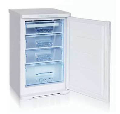 Морозильная камера БИРЮСА 148,  белый [б-148]