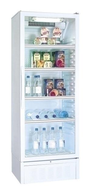 Холодильная витрина АТЛАНТ ХТ 1002,  однокамерный,  белый