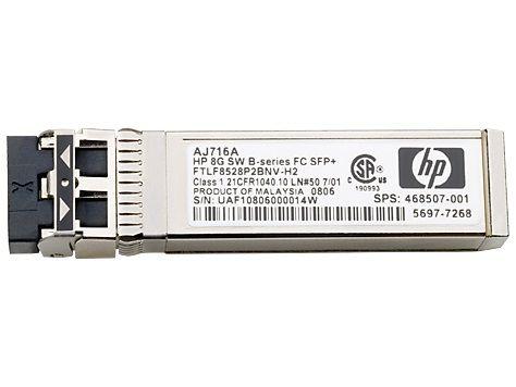 Адаптер HPE MSA 2040 1Gb SW iSCSI SFP 4Pk (C8S75A)