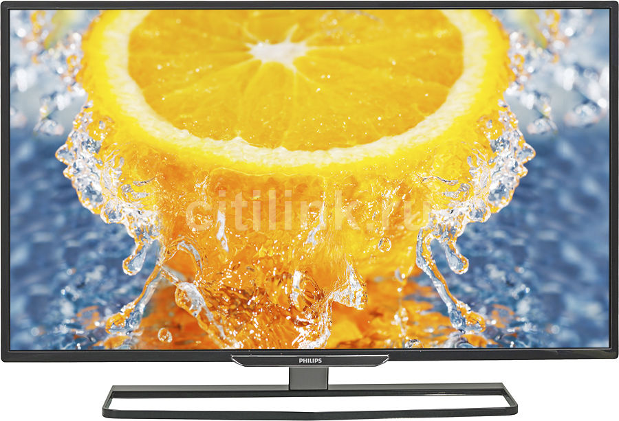 "LED телевизор PHILIPS 32PFT6549/60  ""R"", 32"", 3D,  FULL HD (1080p),  черный"