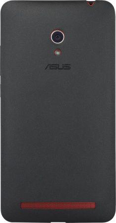 Чехол (клип-кейс) ASUS Bumper Case, для Asus ZenFone 6 A600CG, черный [90xb00ra-bsl0e0]