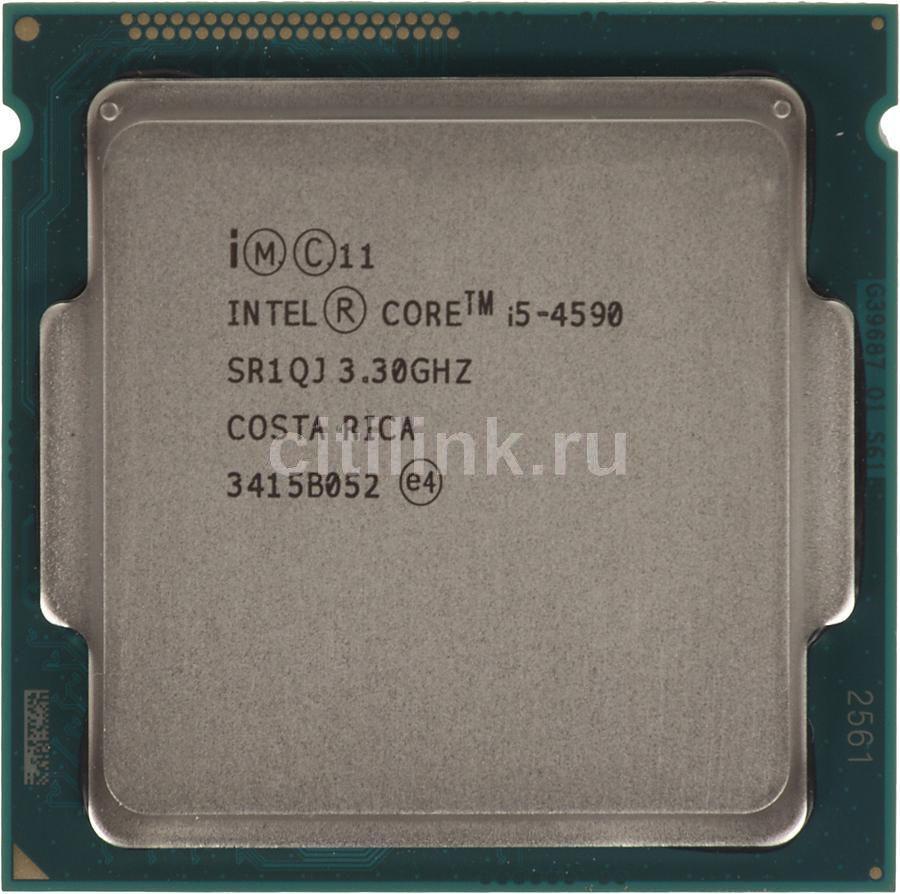 Процессор INTEL Core i5 4590, LGA 1150 OEM