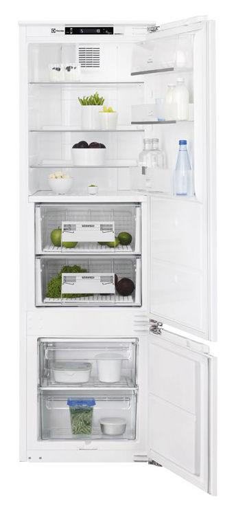 Холодильник ELECTROLUX ENG2793AOW белый