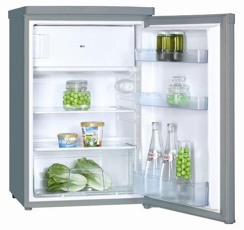 Холодильник GOLDSTAR RFG-130,  однокамерный,  серебристый