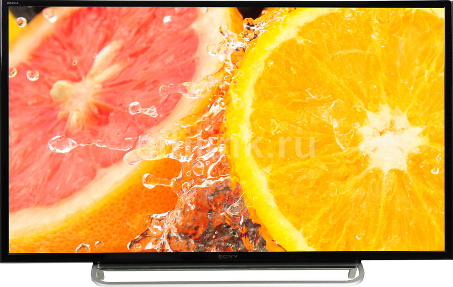 "LED телевизор SONY BRAVIA KDL-40W605B  40"", FULL HD (1080p),  черный"