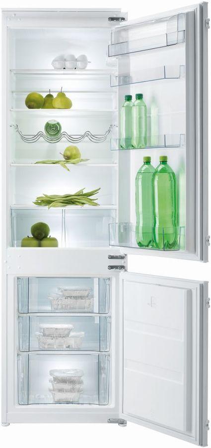 Встраиваемый холодильник KORTING KSI 17850 CF белый
