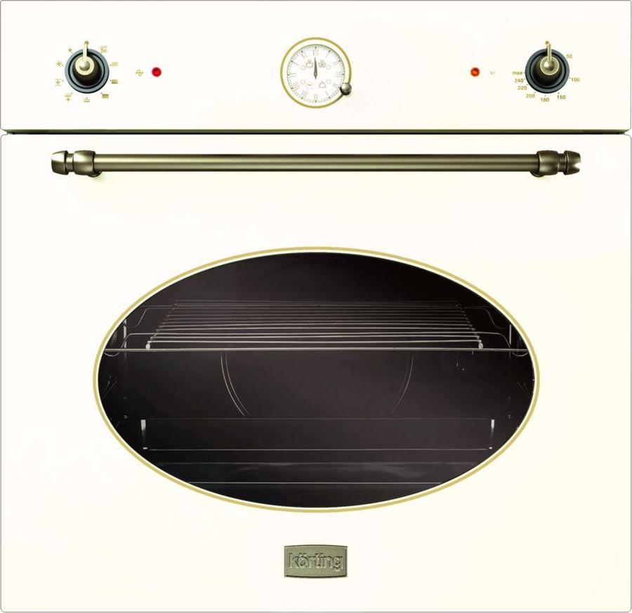 Духовой шкаф KORTING OKB 482 CRSI,  черный