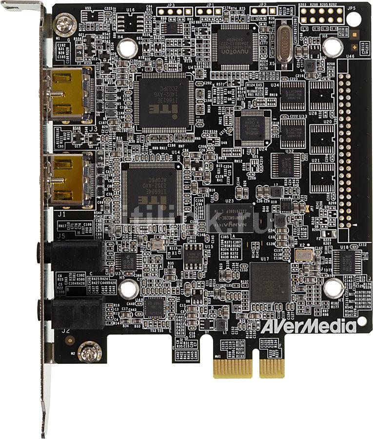 Карта видеозахвата AVERMEDIA Live Gamer HD Lite C985E,  внутренний
