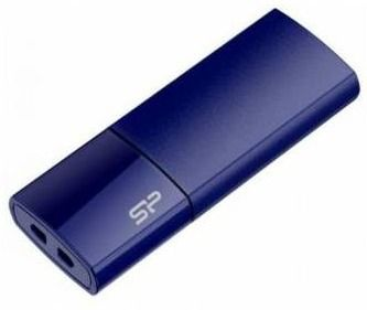 Флешка USB SILICON POWER Blaze B05 32Гб, USB3.0, черный [sp032gbuf3b05v1k]