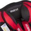 Автокресло детское SPARCO F 500 K, 0+/1, черный/красный [spc/dk-200 bk/rd] вид 5
