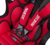 Автокресло детское SPARCO F 500 K, 0+/1, черный/красный [spc/dk-200 bk/rd] вид 6