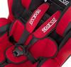 Автокресло детское SPARCO F 700 K, 1/2/3, черный/красный [spc/dk-300 bk/rd] вид 5