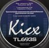 Колонки автомобильные KICX TL 693S,  коаксиальные,  200Вт,  комплект 2 шт. [tl-693s] вид 4