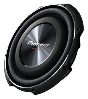 Сабвуфер автомобильный PIONEER TS-SW3002S4,  1500Вт