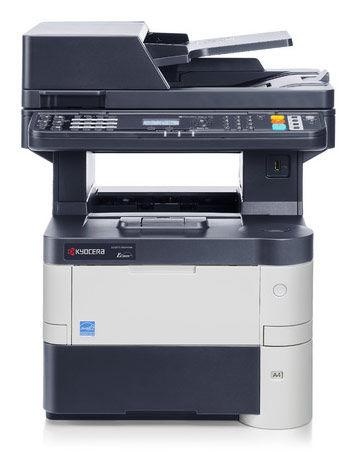 МФУ лазерный KYOCERA M3540DN,  A4,  лазерный,  серый [1102nz3nl0]