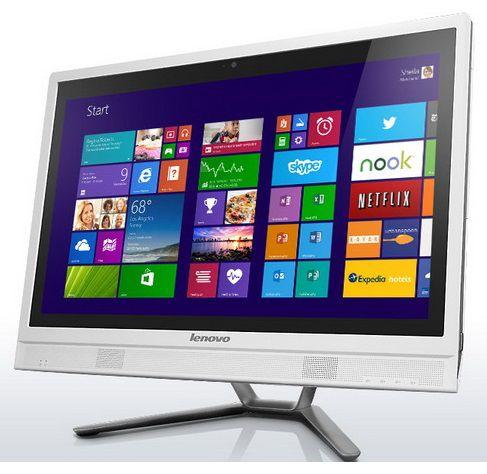 Моноблок LENOVO C460, Intel Core i3 4150T, 4Гб, 1Тб, DVD-RW, Windows 8.1 [57326828]