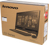Моноблок LENOVO C260, Intel Celeron J1900, 4Гб, 500Гб, DVD-RW, Windows 8.1, белый [57328069] вид 11
