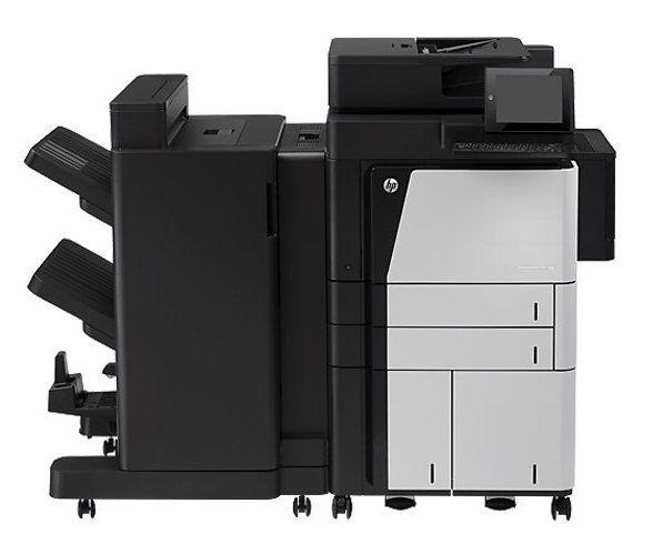 МФУ HP LaserJet Enterprise flow M830z,  A3,  лазерный [cf367a]