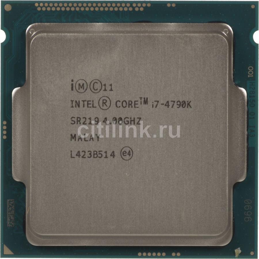 Процессор INTEL Core i7 4790K, LGA 1150 * OEM [cm8064601710501s r219]