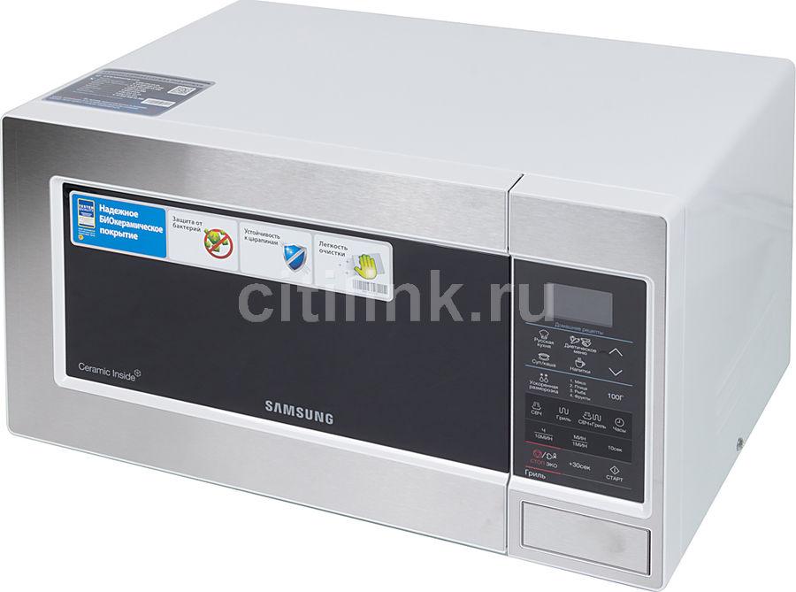 Микроволновая печь SAMSUNG GE83MRTW, белый
