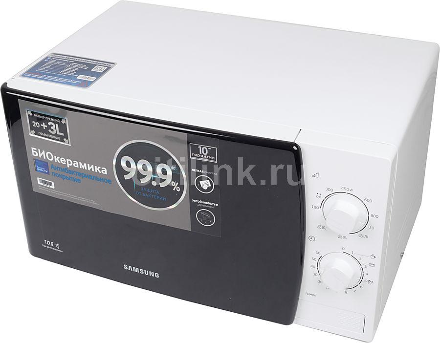 Микроволновая печь SAMSUNG GE81KRW-1, белый