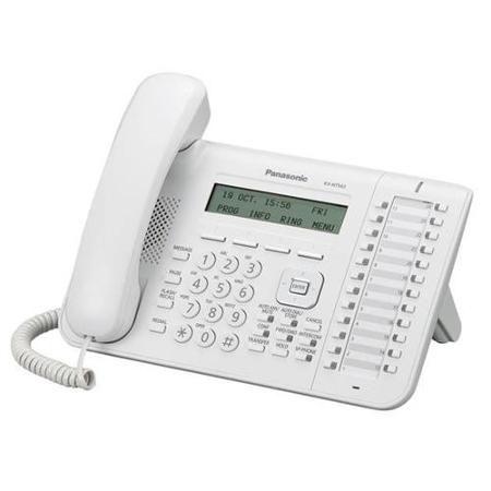 IP телефон PANASONIC KX-NT553RU