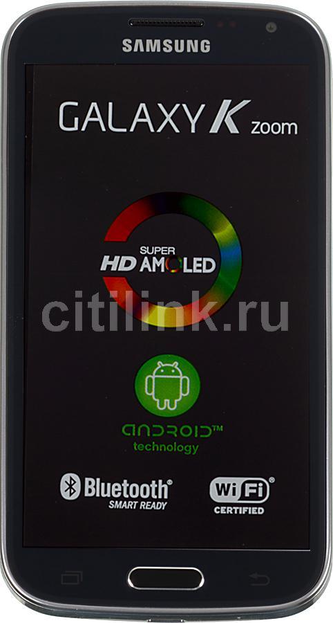 Смартфон SAMSUNG Galaxy K Zoom SM-C115  черный