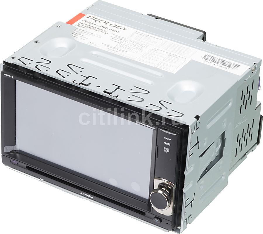 Автомагнитола Prology DVS-265T - фото 8