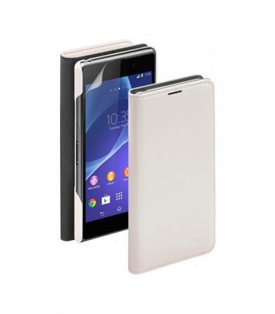 Чехол (флип-кейс) DEPPA Wallet Cover, 84031, для Sony Xperia Z2, белый