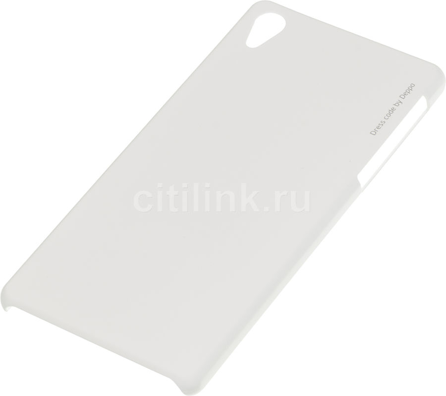 Чехол (клип-кейс) DEPPA Air Case, для Sony Xperia Z2, белый [83060]