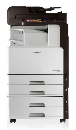 МФУ SAMSUNG SCX-8128NA,  A3,  лазерный,  белый [scx-8128na/xev]