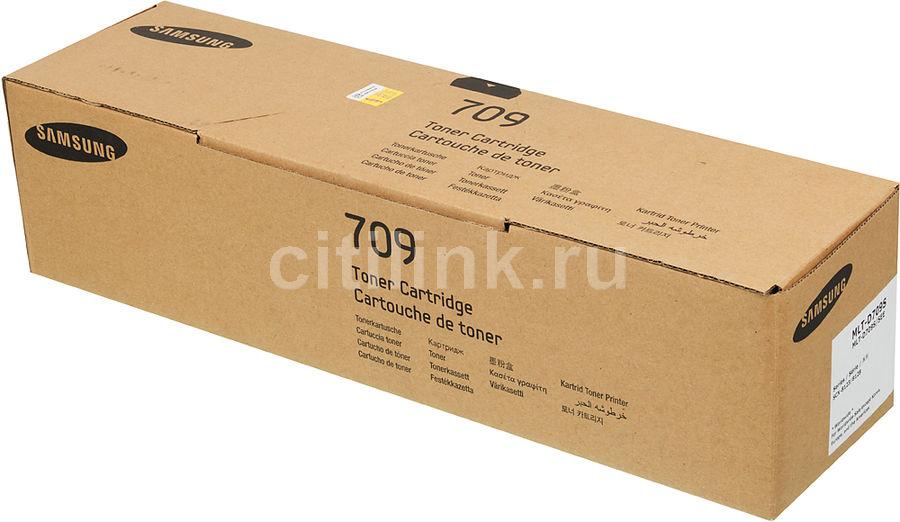 Картридж SAMSUNG MLT-D709S/SEE черный