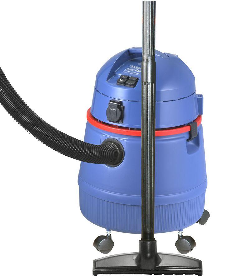 Пылесос THOMAS Power Pack 1630 SE, 1600Вт, фиолетовый/синий