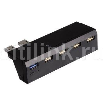 Хаб HAMA 115418, для  PlayStation 4, черный