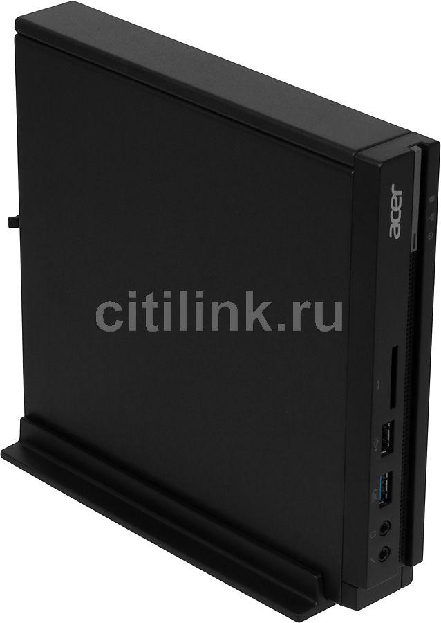 Неттоп  ACER Veriton N4630G,  Intel  Core i5  4570T,  DDR3 4Гб, 500Гб,  Intel HD Graphics 4600,  без ODD,  CR,  Free DOS,  черный [dt.vkmer.012]