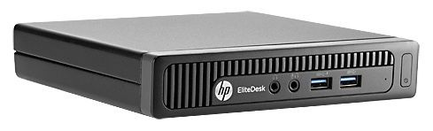 Компьютер  HP EliteDesk 800 G1,  Intel  Core i7  4765T,  DDR3 8Гб, 256Гб(SSD),  Intel HD Graphics 4600,  Windows 7 Professional,  черный [f6x30ea]