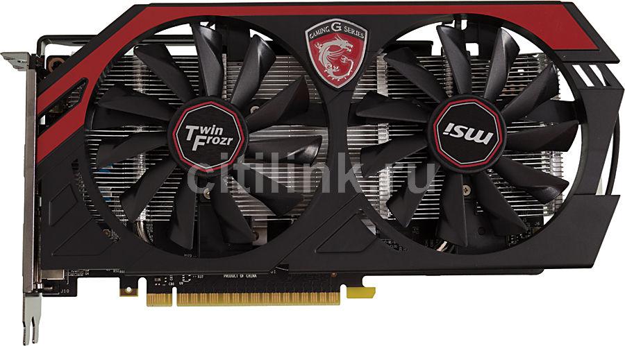 Видеокарта MSI GeForce GTX 750Ti,  2Гб, GDDR5, lite [n750ti tf 2gd5]