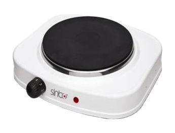 Электрическая плита SINBO SCO-5030,  эмаль,  белый [sco 5030]